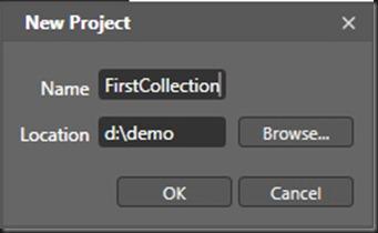 DZCNewProjectWindow
